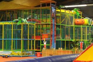 Klettergarten © 2011 Lufti Kinderspielewelt GmbH