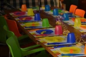 Kindergeburtstag im Jumpinn Heidelberg (c) alex grom