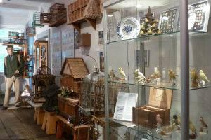 (c) Kanarienmuseum der Bergstadt Sankt Andreasberg