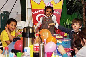 Kindergeburtstag (c) Kiddyx Kinderwelt