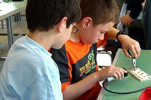 Kindergeburtstag (c) Elektronikmuseum Tettnang