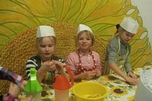 Kindergeburtstag (c) KinderKochSpaß