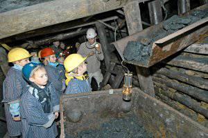 Kindergeburtstag in der Zeche Nachtigall (c) LWL-Industriemuseum: Annette Hudemann
