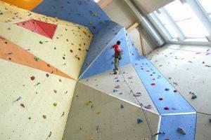 (c) Kletterhalle Bad Kissingen