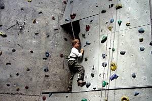 Kindergeburtstag (c) DAV-Kletterzentrum Hamburg