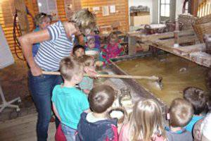 Kindergeburtstag (c) Kunsthof Bad Salzelmen