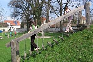 Laufen Spielplatz, copyright: Diana