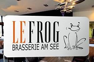 (c) LeFrog Brasserie am See in Magdeburg