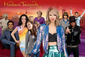(c) Madame Tussauds in Berlin