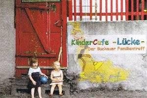 """Spielen im KinderCafe  (c) """"Lücke"""" Magdeburg"""
