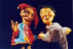 Marionettentheater Waiblingen (c) Theater unterm Regenbogen