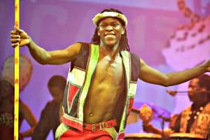 """Mother Africa - Circus der Sinne """"Umlingo"""", © Mother Africa, FKP Scorpio Konzertproduktionen GmbH"""