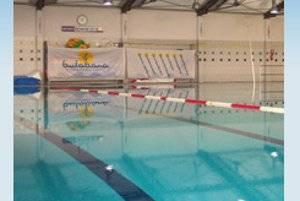 Schwimmen im Sportbecken (c) Sport- und Freizeitbad bulabana  in Naumburg