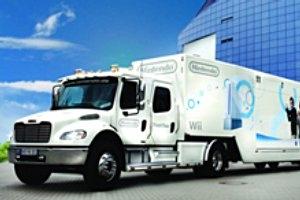 (c) Nintendo Truck