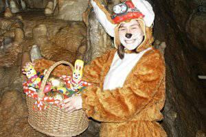 Ostern in der Dechenhöhle