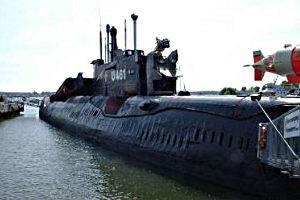 Maritim Museum Peenemünde - U-Boot U 461, © Antje Griehl