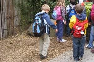 Kindergeburtstag im Wildpark Pforzheim (c) alex grom