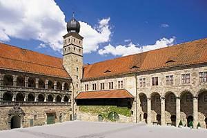 Plassenburg in Kulmbach (c) Bayerische Schlösserverwaltung