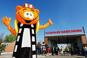 Eingang © Filmpark Babelsberg GmbH