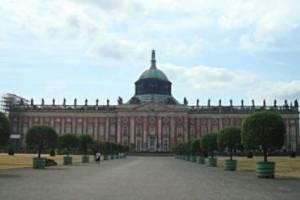 Sanssouci, Neues Palais in Potsdam, © Antje Griehl