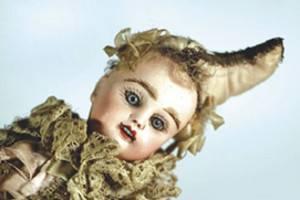Wertvolle Puppe (c)  Coburger Puppenmuseum