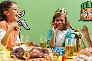 Kindergeburtstag (c) Ravensburger Kinderwelt