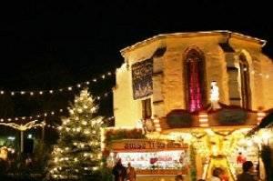Weihnachtsmarkt (c) Rosenstadt Sangerhausen GmbH