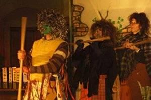 Halloweenparty (c) Schloß Schwarzenberg