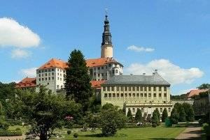 Zu Besuch auf dem Schloss (c) Schloss Weesenstein