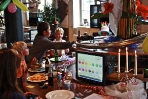 Kindergeburtstag im Schwerelos (c) Restaurant Schwerelos & Zeitlos