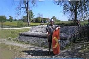 Archäologischer Rundweg Seebruck, copyright: Touristinformation Seebruck