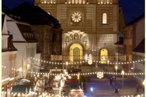 Weihnachts– und Neujahrsmarkt (c) Speyer