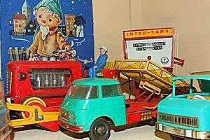 (c) Spielzeugmuseum Peenemünde