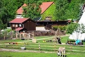 """Kinderbauernhof """"Roter Hof"""" in Strausberg, © Steremat gemeinnützige Beschäftigungsgesellschaft mbH"""