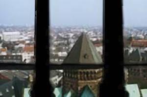 Blick vomTurm des Domes (c) St. Petri Domgemeinde