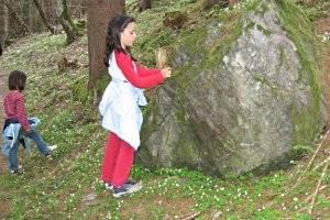 Wanderung zur Ruine Elendsburg von Elend aus (c) Diana K.