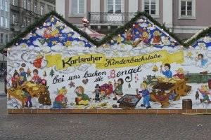 Christkindlesmarkt in Karlsruhe (c) Stadt Karlsruhe