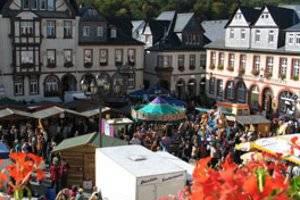 Weilburger Residenzmarkt (c) Stadt Weilburg