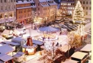 Weihnachtsmarkt Weißenfels (c) Stadt Weißenfels