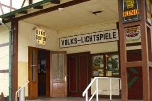 """(c)  Kino """"Volkslichtspiele"""" in Wernigerode"""