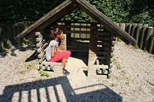 Abenteuerspielplatz im Lustgarten von Wernigerode (c) Adriana