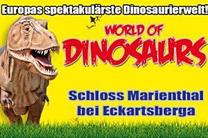 World of Dinosaurs (c) Agentur Winter GmbH