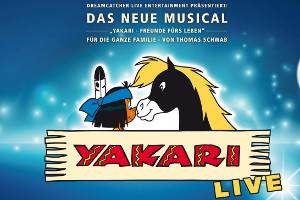YAKARI - Das Musical © Dreamcatcher Live Entertainment
