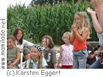 Kindergeburtstag Maislabyrinth Jersbek