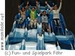 Kindergeburtstag im Fun- und Spielpark Föhr