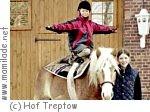 Kindergeburtstag auf dem Hof Treptow