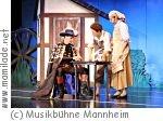Musikbühne Mannheim Der Teufel mit den drei goldenen Haaren