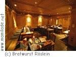 Bratwurst-Röslein in Nürnberg