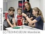 """""""Familie akiv!"""" im TECHNOSEUM in Mannheim"""