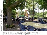 TBU-Vereinsgaststätte in Untertürkheim